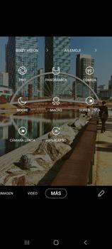 Modo profesional - Samsung Galaxy S10 Lite - Passo 6