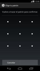 Desbloqueo del equipo por medio del patrón - Motorola Moto G - Passo 9