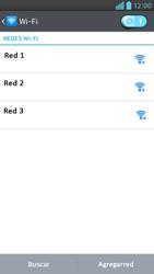 Configura el WiFi - LG Optimus G Pro Lite - Passo 6