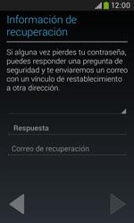 Crea una cuenta - Samsung Galaxy Trend Plus S7580 - Passo 14
