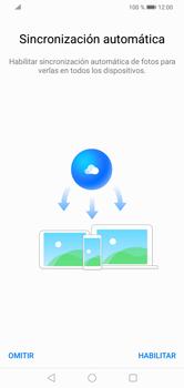 Transferir fotos vía Bluetooth - Huawei Y7 2019 - Passo 3
