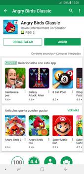 Instala las aplicaciones - Samsung Galaxy S9 Plus - Passo 16