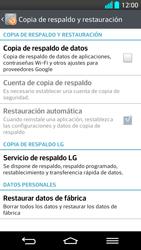 Restaura la configuración de fábrica - LG G2 - Passo 6