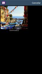 Envía fotos, videos y audio por mensaje de texto - Samsung Galaxy S4  GT - I9500 - Passo 16