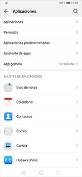 Desinstalar aplicaciones - Huawei P30 Pro - Passo 3