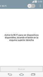 Configura el WiFi - LG G3 D855 - Passo 5
