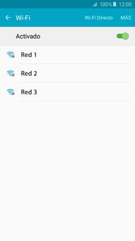 Configura el WiFi - Samsung Galaxy Note 5 - N920 - Passo 6