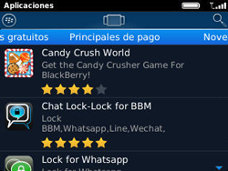 Instala las aplicaciones - BlackBerry Curve 9320 - Passo 7