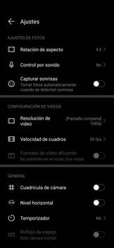 Cómo grabar video con dos vistas - Huawei P40 - Passo 7