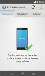 Actualiza el software del equipo - Sony Xperia E1 D2005 - Passo 7
