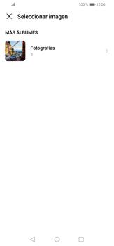 Cómo enviar un correo electrónico - Huawei P30 Lite - Passo 13