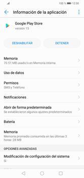Limpieza de aplicación - Huawei Y7 2019 - Passo 5