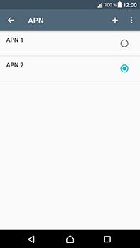 Configura el Internet - Sony Xperia L1 - Passo 18