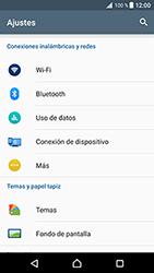 Configura el hotspot móvil - Sony Xperia XZ Premium - Passo 3