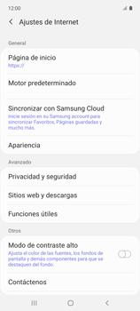 Limpieza de explorador - Samsung Galaxy A51 - Passo 8