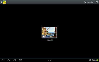 Envía fotos, videos y audio por mensaje de texto - Samsung Galaxy Note 10-1 - N8000 - Passo 15