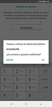 Configuración de Whatsapp - Samsung A7 2018 - Passo 6