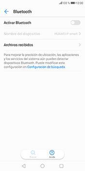 Conecta con otro dispositivo Bluetooth - Huawei P Smart - Passo 6