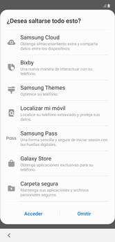 Activa el equipo - Samsung Galaxy Note 10 - Passo 19