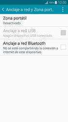 Comparte la conexión de datos con una PC - Samsung Galaxy A5 - A500M - Passo 5