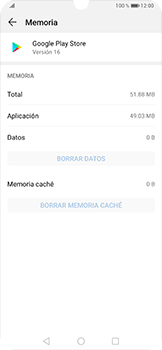 Limpieza de aplicación - Huawei P30 Pro - Passo 9