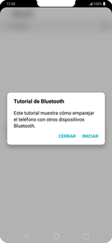 Conecta con otro dispositivo Bluetooth - LG G7 ThinQ - Passo 4