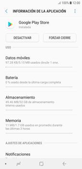 Limpieza de aplicación - Samsung J6 - Passo 5