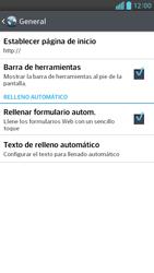 Configura el Internet - LG Optimus G Pro Lite - Passo 26