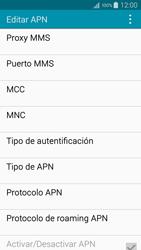 Configura el Internet - Samsung Galaxy A3 - A300M - Passo 11