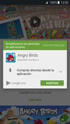 Instala las aplicaciones - Samsung Galaxy S6 - G920 - Passo 18