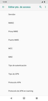 Configura el  Internet - Motorola Moto G8 Play (Single SIM) - Passo 15