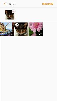 Envía fotos, videos y audio por mensaje de texto - Samsung Galaxy J7 Prime - Passo 13