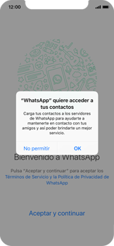 Configuración de Whatsapp - Apple iPhone XS - Passo 4