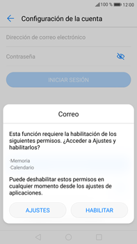Configura tu correo electrónico - Huawei Mate 9 - Passo 6