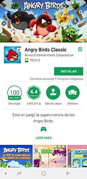 Instala las aplicaciones - Samsung Galaxy S9 - Passo 15