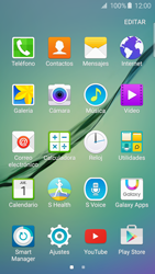 Transferir fotos vía Bluetooth - Samsung Galaxy S6 Edge - G925 - Passo 3