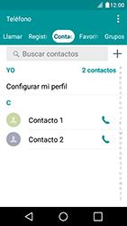 ¿Tu equipo puede copiar contactos a la SIM card? - LG K4 - Passo 4