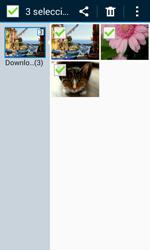 Transferir fotos vía Bluetooth - Samsung Galaxy Core Prime - G360 - Passo 8