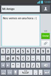 Envía fotos, videos y audio por mensaje de texto - LG L4 II - Passo 8