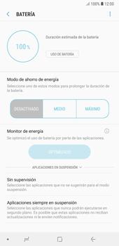 Modo de ahorro de batería - Samsung A7 2018 - Passo 5