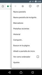 Limpieza de explorador - Sony Xperia XZ Premium - Passo 7