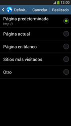 Configura el Internet - Samsung Galaxy S4 Mini - Passo 24