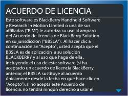 Activa el equipo - BlackBerry Curve 9320 - Passo 10