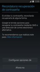 Crea una cuenta - Samsung Galaxy S5 - G900F - Passo 11