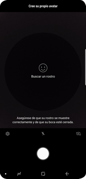 Creación de Avatars - Samsung Galaxy S9 Plus - Passo 11