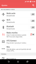 Configura el Internet - HTC Desire 530 - Passo 4