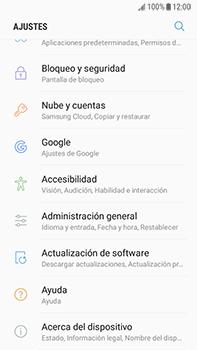 Actualiza el software del equipo - Samsung Galaxy J7 Prime - Passo 5