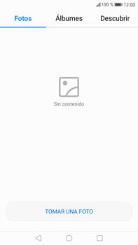 Transferir fotos vía Bluetooth - Huawei Mate 9 - Passo 3