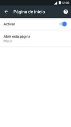 Configura el Internet - Alcatel Pixi 4 5 - OT5045 - Passo 23