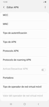 Configura el Internet - Samsung Galaxy A30 - Passo 13